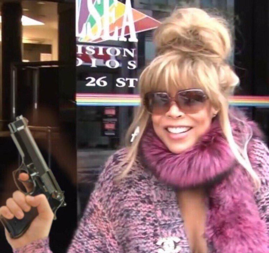 Twitter Wendy Williams nude photos 2019