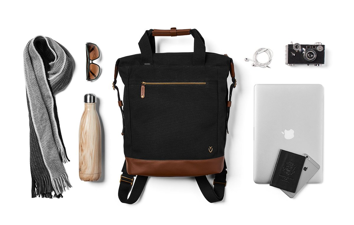 Vessel Bags On Twitter Keep All Your Tech Gear Safe In Any Backpack With Features Like Our Padded Laptop Sleeve