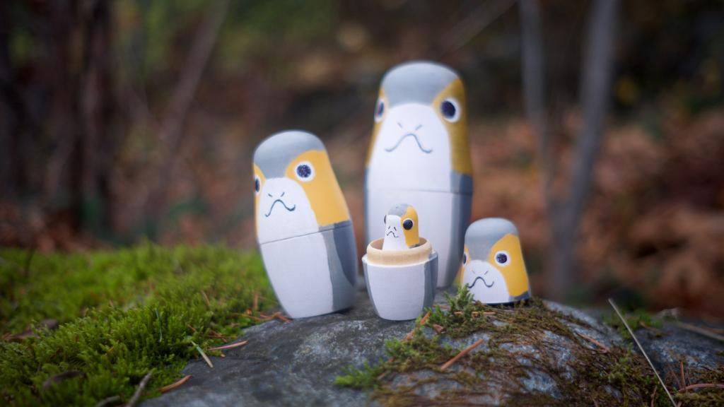 Create your own flock of porgs with this easy DIY craft. https://t.co/XtNP2N098K https://t.co/Nd7uocxRle