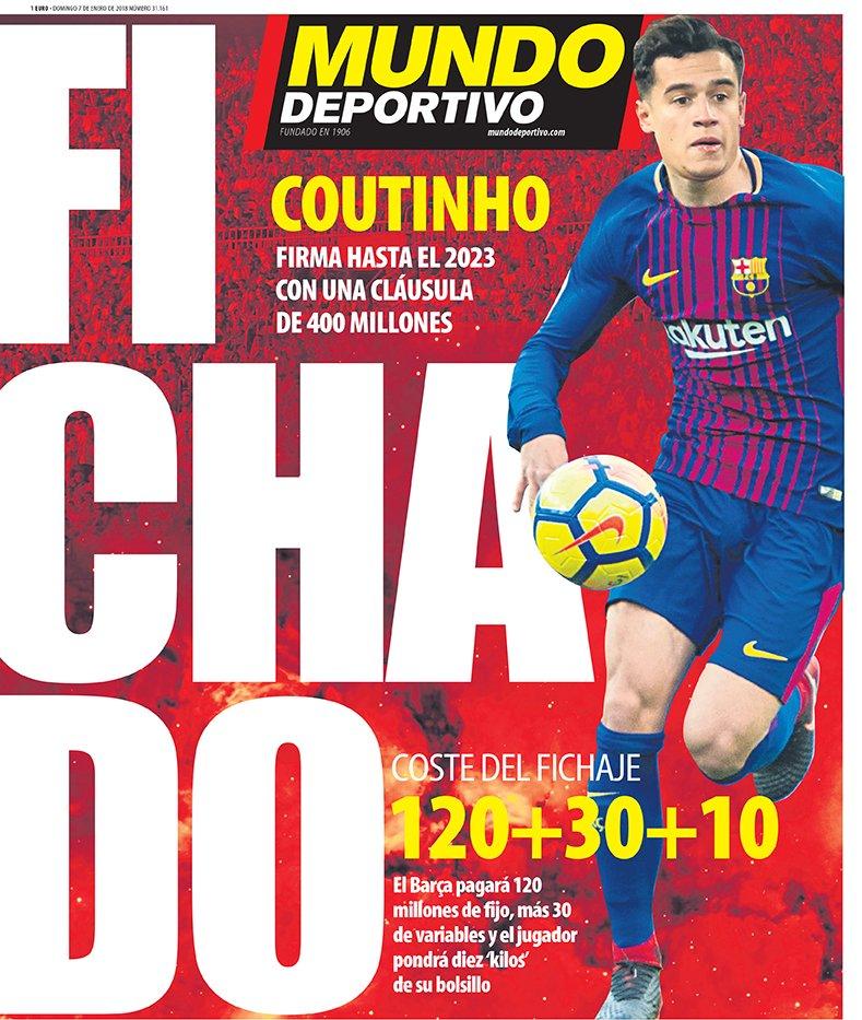 صحيفة موندو ديبورتيفو ليوم 07/01/2017 DS5eicKXUAA2JpN