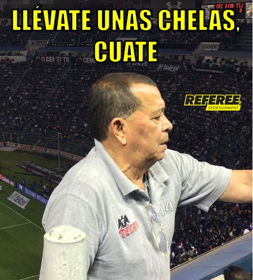 SoyReferee's photo on Azul