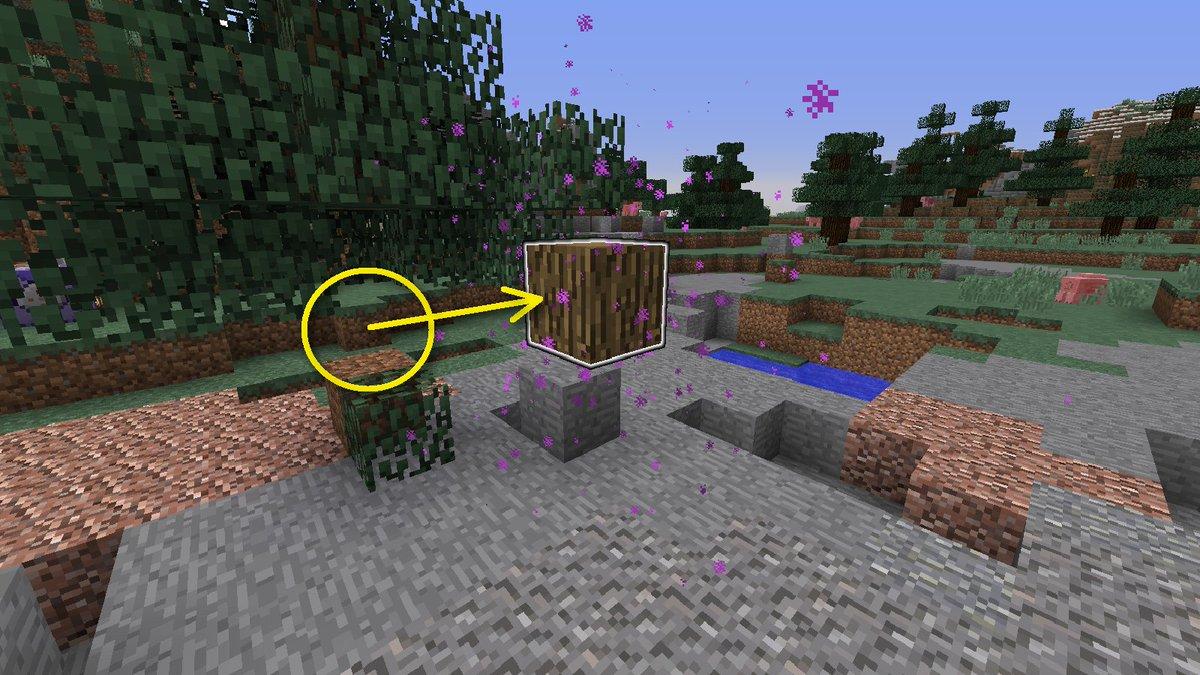 Phoenix Sc On Twitter Telekinesis In Vanilla Minecraft 1 13 Https