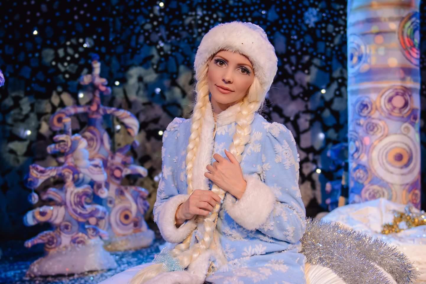 прошедшую фото красивых русских снегурочек робертс страховали
