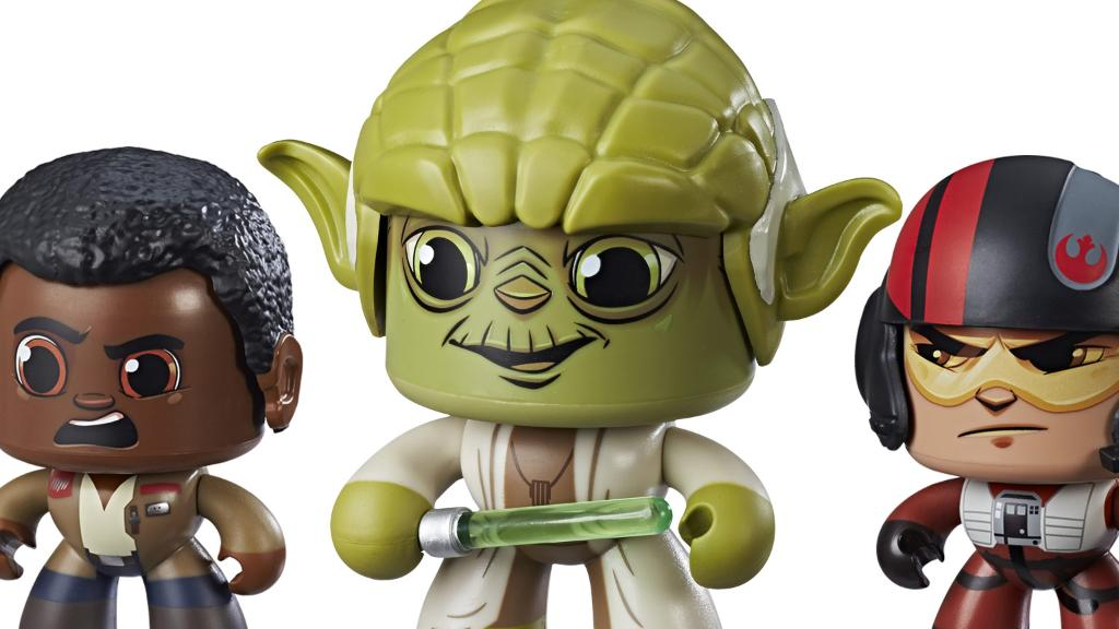 Turn heads with the latest Star Wars Mighty Muggs. https://t.co/wNuqHNis9e https://t.co/iknO32vFqX