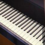 なんか違和感がピアノを知っている人ならイラストの違和感を感じることができるかも!?