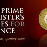 Do you know a colleague or friend who is an exceptional #scienceteacher? Nominations open early February for #PMPrize. Stay tuned! https://t.co/Mx01DU5LCe