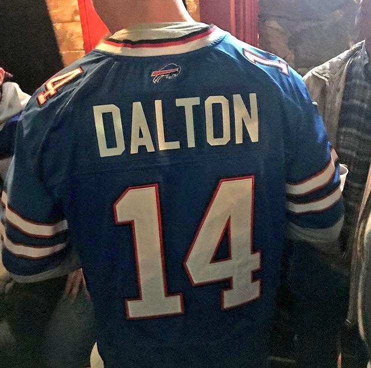 buffalo bills andy dalton jersey