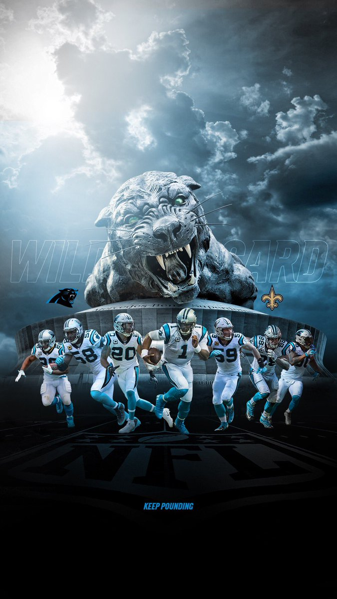 Carolina Panthers On Twitter Gameday Wallpaper