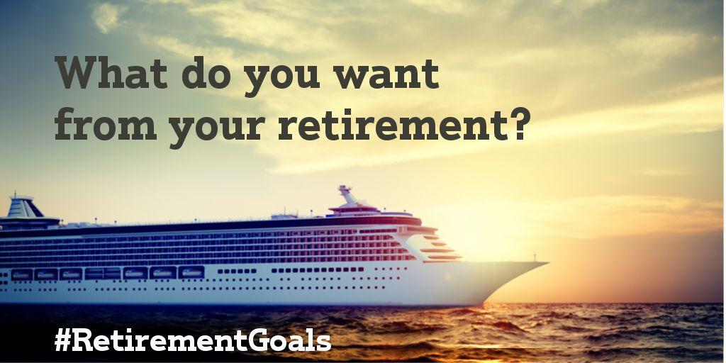 Image result for #RetirementGoals