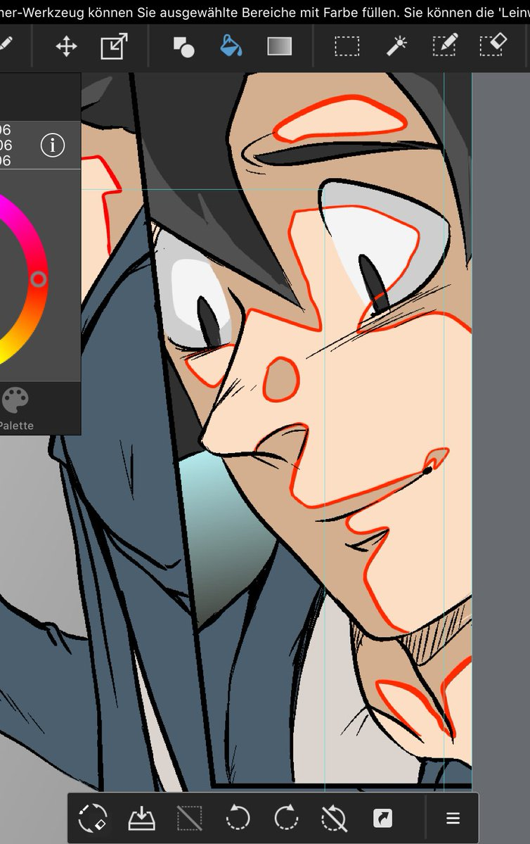 Batviolett On Twitter Me Doing Cell Shading Like The Good Old Anime Style Xd Wip Preview Kakavege