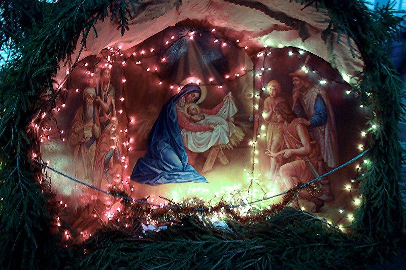 Праздником рождества христова