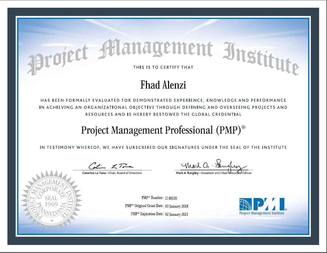Ahmad Al Musallami On Twitter Another Success Story From Our Pmp