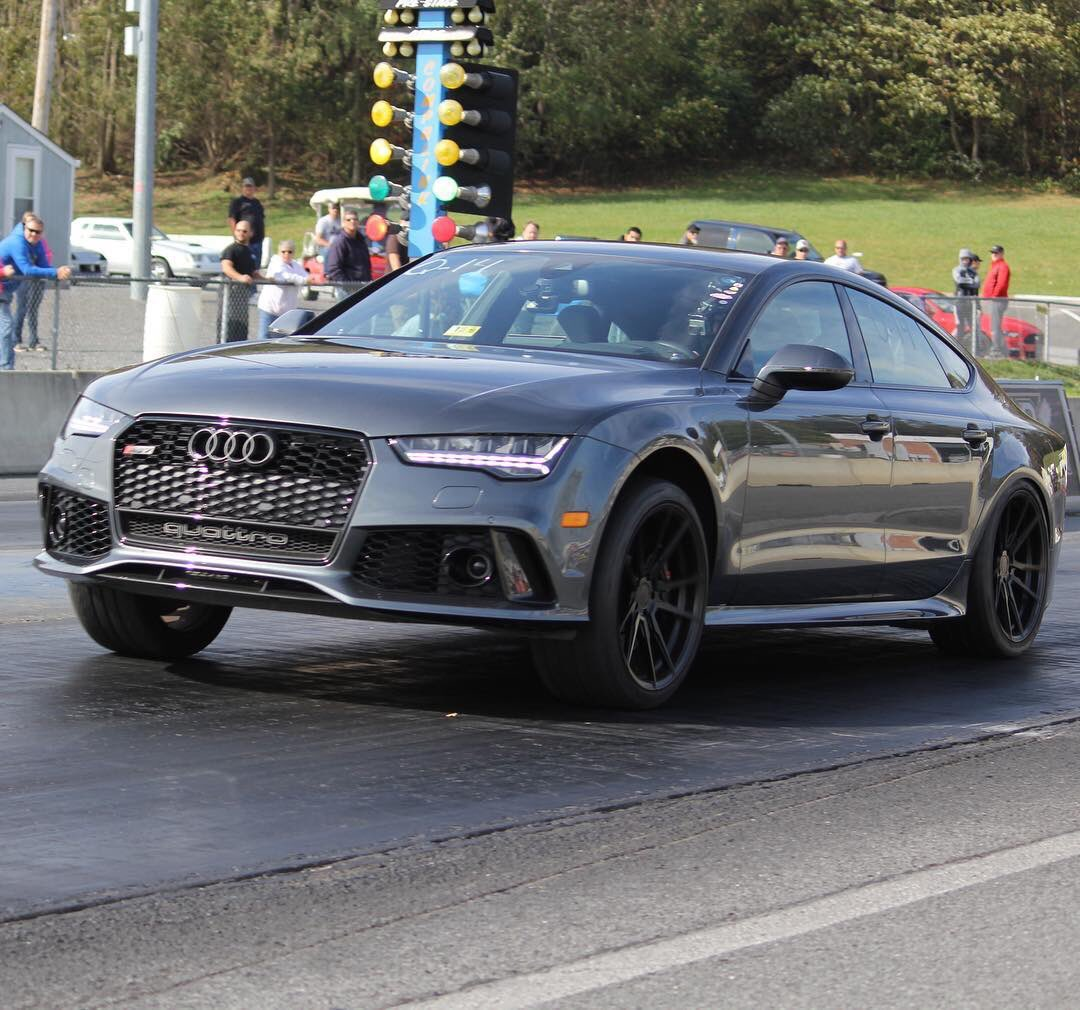 Audi Daily On Twitter Launch Control Rs7