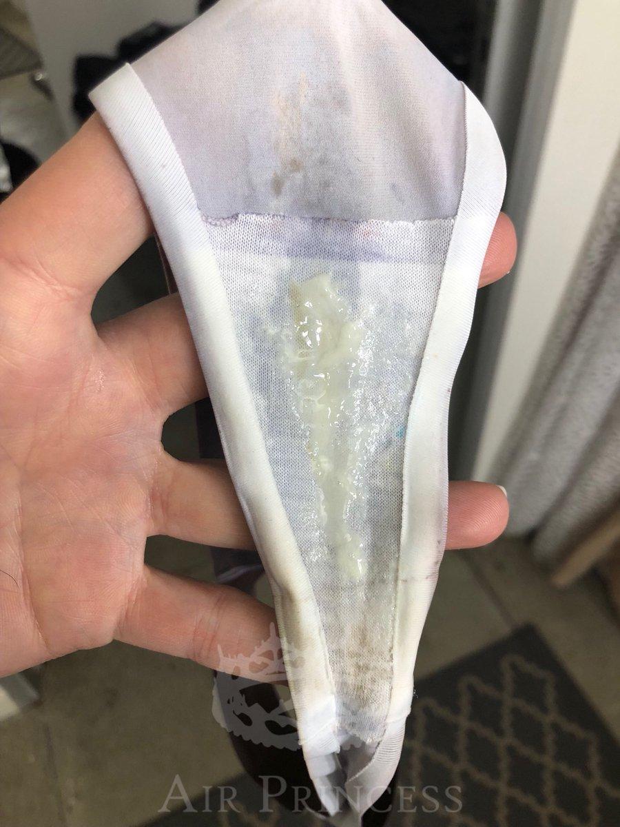 Creamed Panties 9