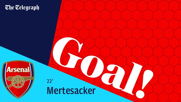 GOAL! Per Mertesacker pokes home after Rob Holding's header  had bounced back off the post.  Forest 1-1 Arsenal https://t.co/3dnRG2yvgG