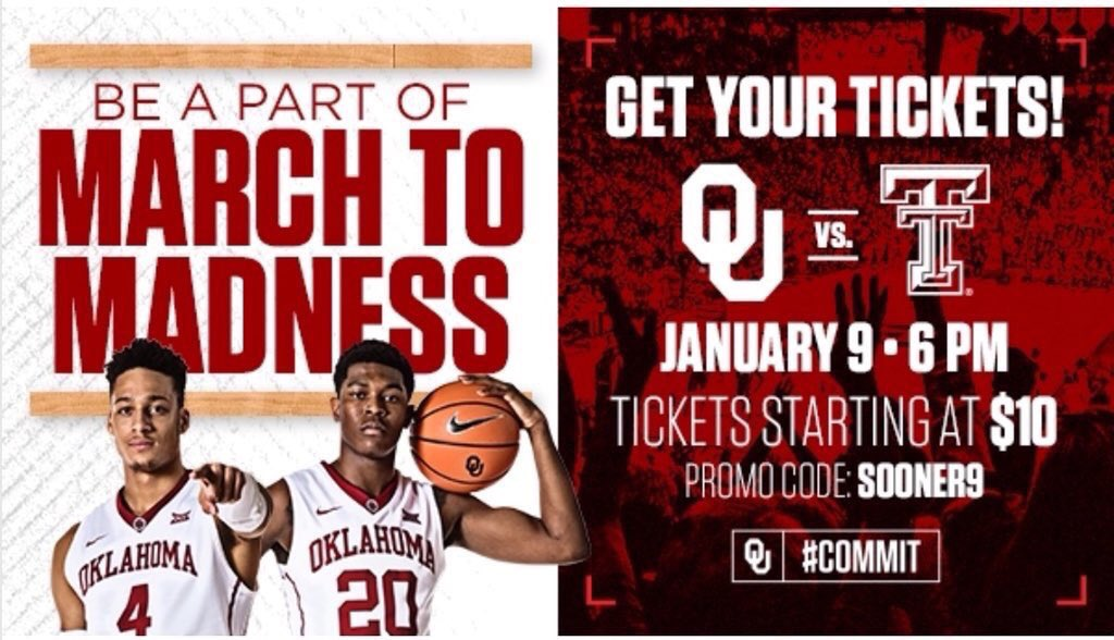 Image result for Oklahoma vs Texas Tech basketball