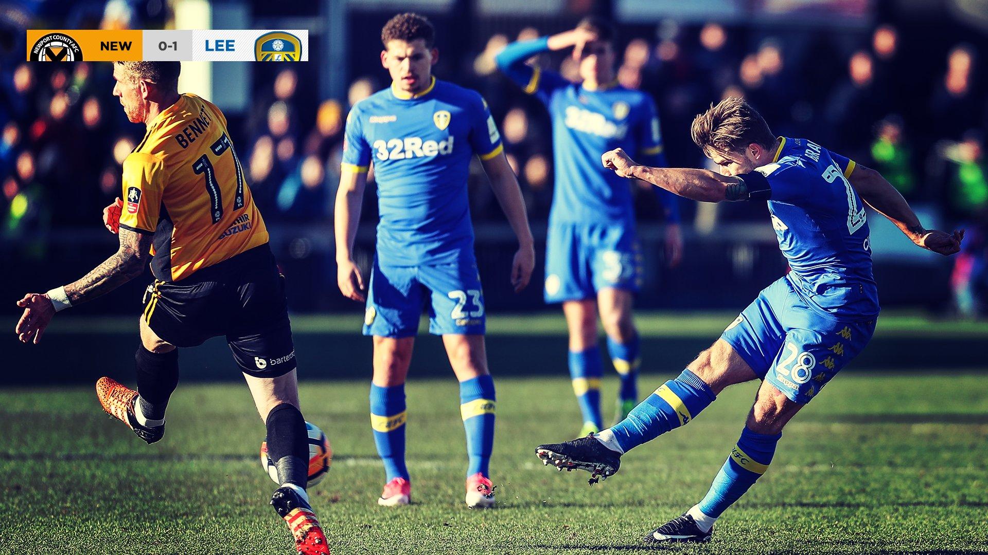 Newport County – Leeds 2-1