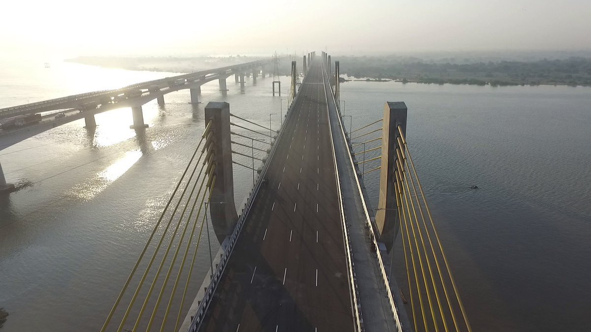 Exemption from toll tax for Bharuch vehicles lifted on Narmada cable stayed bridge post election