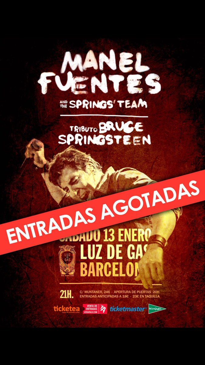 Gracias Barcelona!!! ❤️❤️❤️ https://t.co...