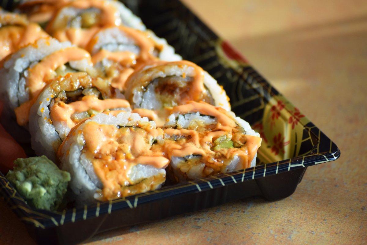 Market Basket On Twitter Yummm Shrimp Tempura Sushi