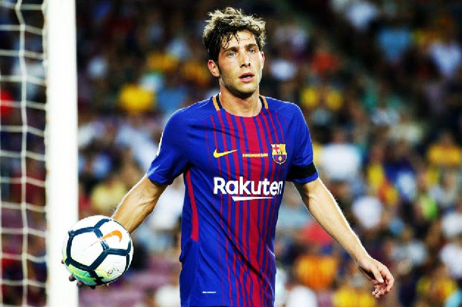 Últimos 3 partidos de Liga de España de Sergi Roberto: ✓ Asistencia contra Deportivo. ✓ Asistencia contra Real Madrid. ✓ Asistencia contra Levante. Poco se habla de él, pero Sergi Roberto está hecho un JUGADORAZO.