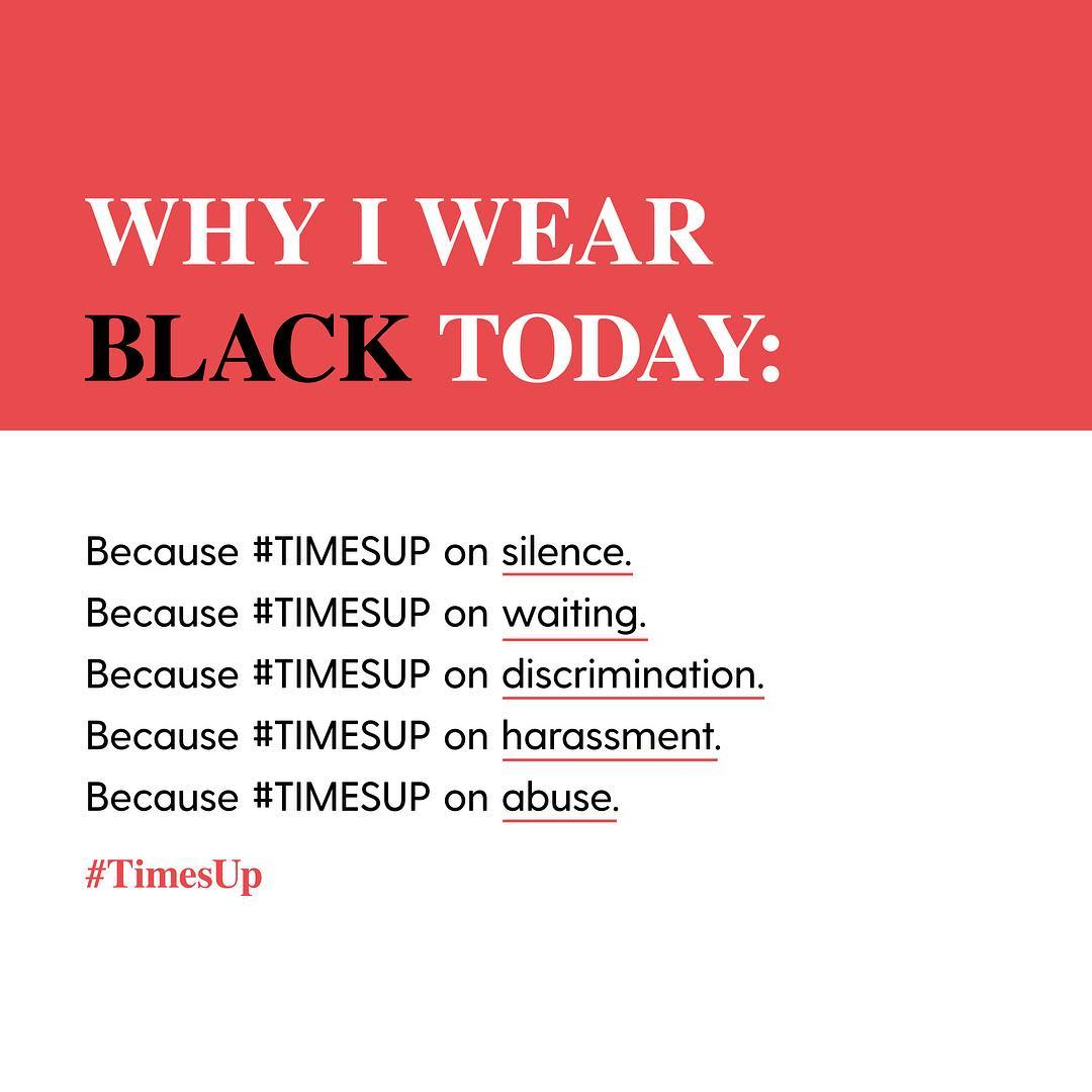 We stand in solidarity with everyone wea...
