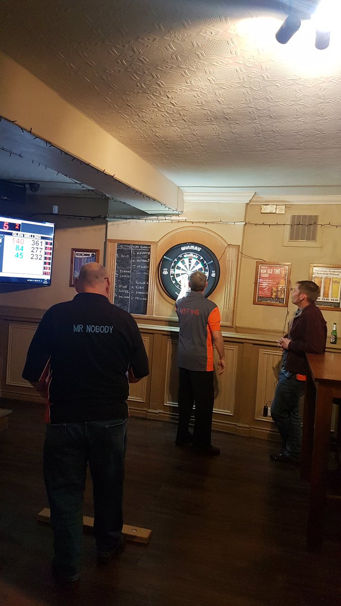 Jimmy Mckirdy's photo on #darts