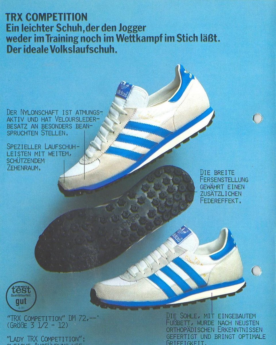 get adidas mens 11questra trx fg football competition shoes clearance price  331c3 ddb69  get deadstockutopia on twitter 1981 adidas vintageu2026 75e3d  14657 4fe6387ca