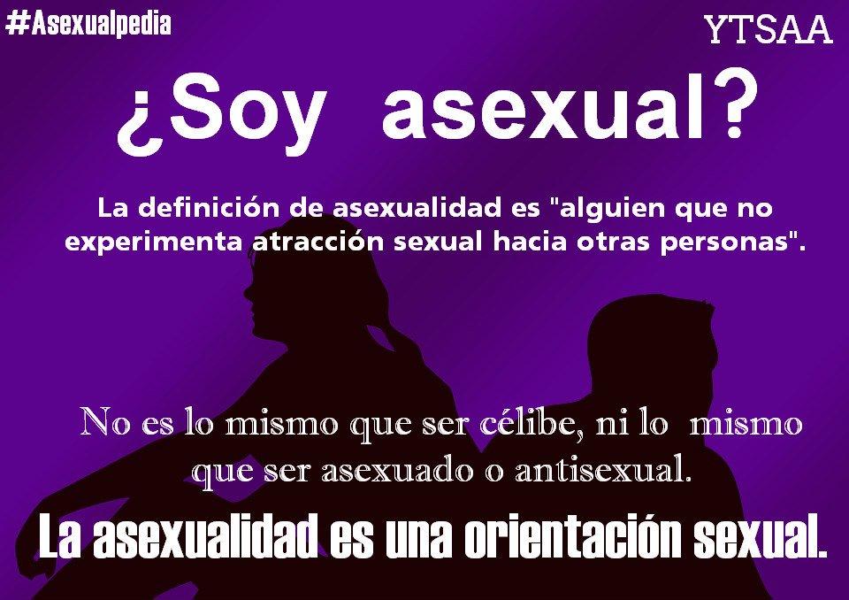 Asexualidad ¿Vivimos demasiado sexualizados?  DS9SVnQWkAE98NT