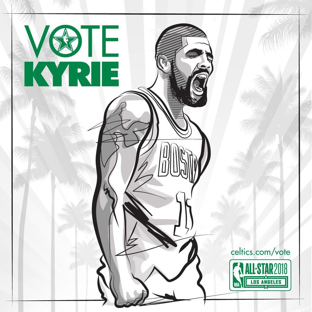 Kyrie irving cartoon coloring sheets kevin durant coloring for Boston celtics coloring pages