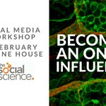 #Socialmedia can add immense value to your research or healthcare organisation. Learn from @StartupShelley  how to use these powerful tools to their full potential at our Becoming an Online Influencer workshop. Book now at https://t.co/c4raGbxIfv