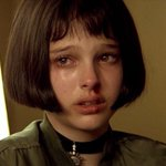 """""""Is life always this hard, or is it just when you're a kid?""""  Léon: The Professional (1994) dir. Luc Besson cinema stories"""