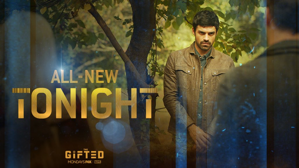 The mutants are back! Don't miss @TheGiftedonFOX starring @seanjteale tonight at 9.00pm on @FOXtvUK and @NOWTV #3X1