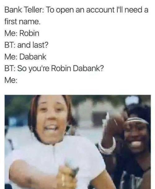 Funny Memes On Twitter Robin Dabank Lol Memes Dankmemes