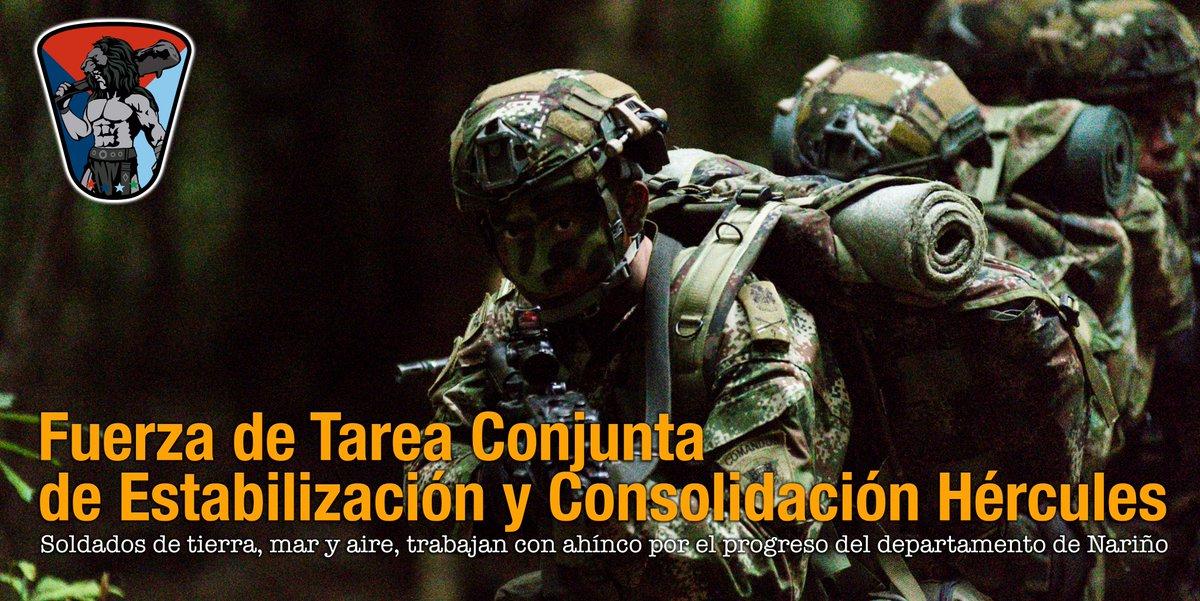 Fuerza de Tarea Conjunta de Estabilización y Consolidación Hércules