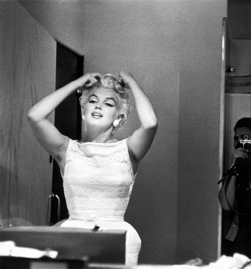Eve Arnolds 1955 Photo Of Marilyn >> Old Hollywood On Twitter Photos Marilyn Monroe Photographed By