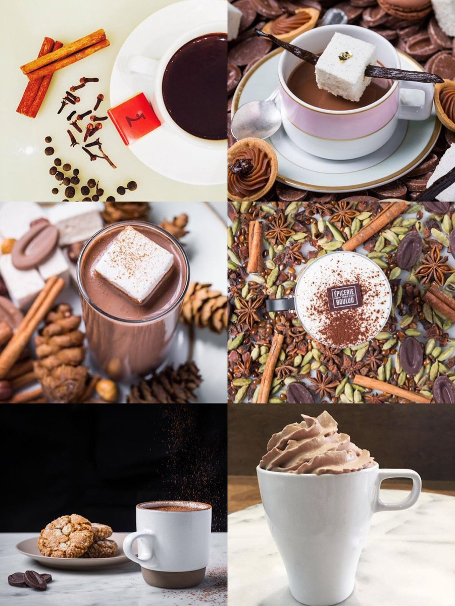 Get Ready For Our Rd Annual Hot Chocolate Festival This Winter Here Are The  Participants Dominiqueanselbakery Fikanyc Bakednyc
