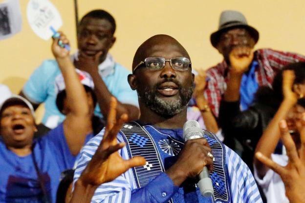 [#Libéria🇱🇷] 🔴OFFICIEL !  Georges Weah est élu au second tour Président du Liberia !