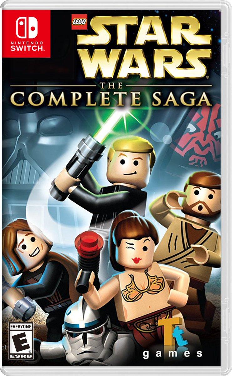 Negozio Di Sconti Onlinenintendo Switch Games Lego Star Wars