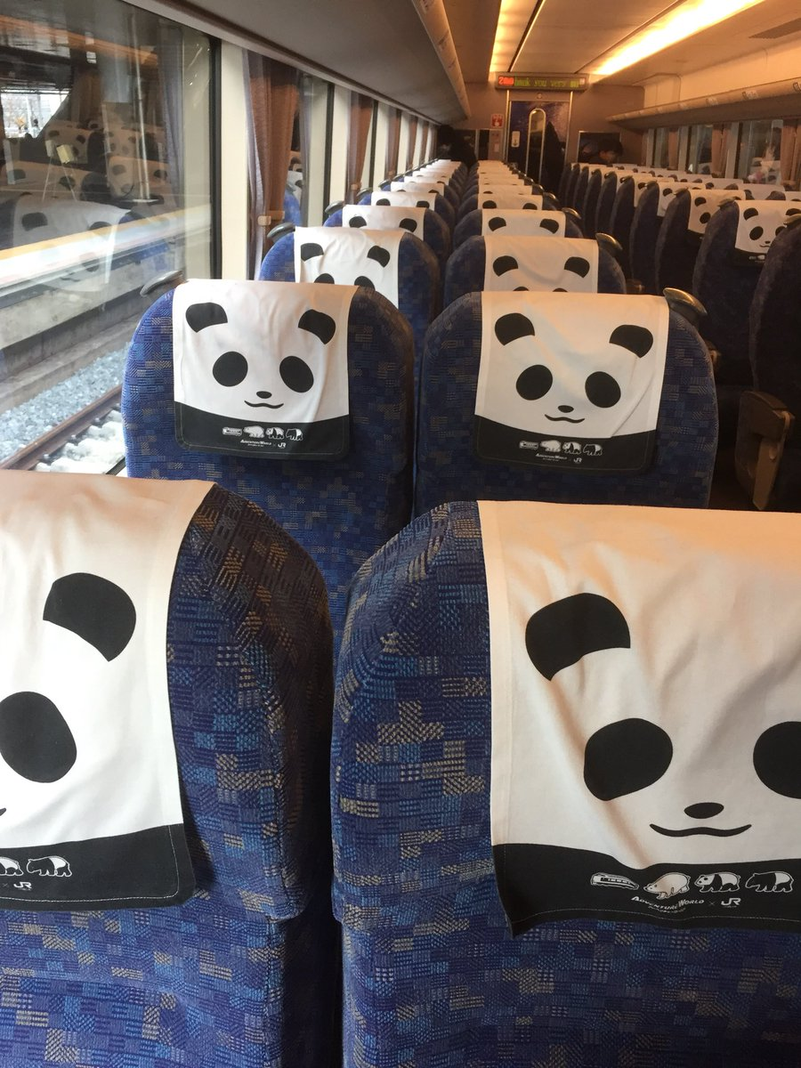 ギャーーー!和歌山がんばってるーーー!!見てあげて見てあげてーー!笑 #シャンシャン じゃないよ