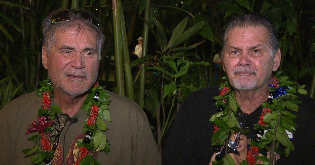 Best friends for 60 years discover they are brothers https://t.co/CGhvEbqExD https://t.co/aiZ4IIZzgq