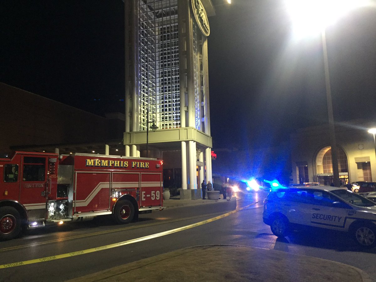 3 People shot at Memphis Wolfchase Galleria mall-4 suspects in custody