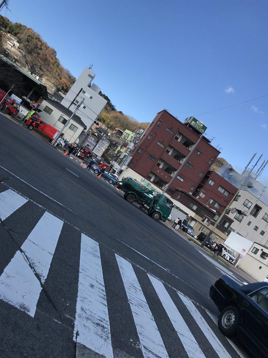 【火事】広島県呉市三条 呉駅近くで大きな火災 : まとめダネ!