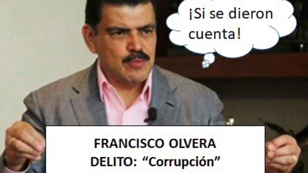 La corrupción en #Hidalgo en el periodo del #RataOlvera @Paco_Olvera Tuvo niveles sin procedentes Grave contradicción para el discurso limpio de @arriolamikel y @patocaso