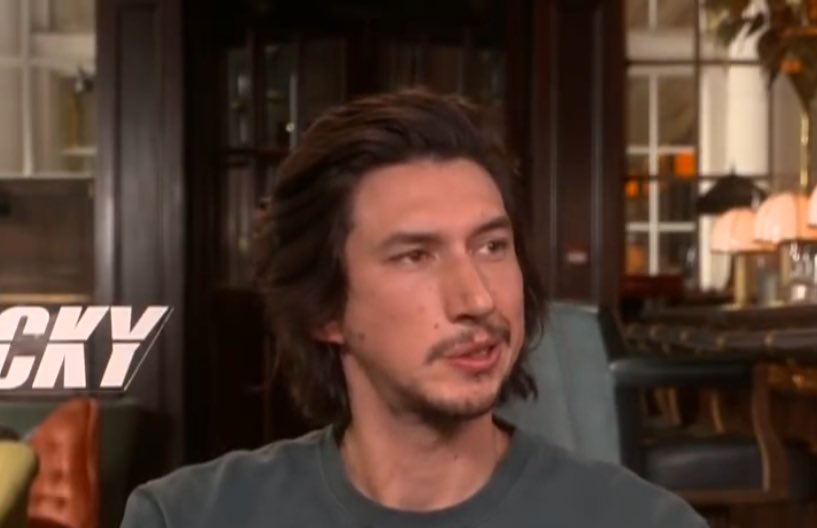 Adam Driver On Twitter This Is A Load Of Barnacles