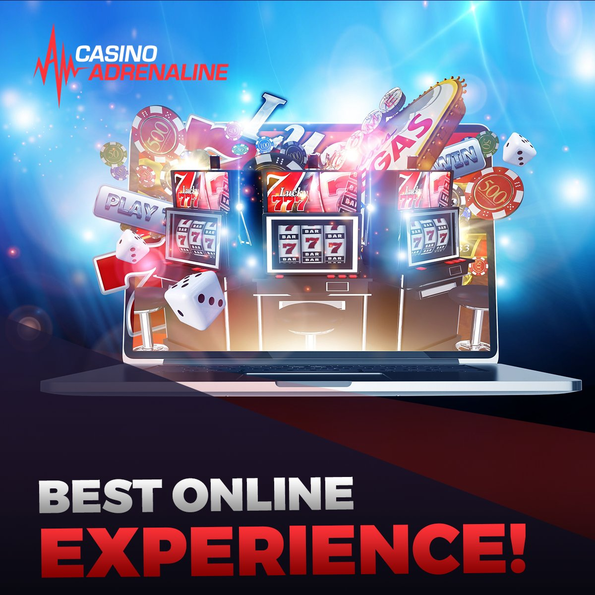 test Twitter Media - Casino Adrenaline, unforgettable online casino experience! https://t.co/oSXfIB6U5E https://t.co/BBUK40vQc3