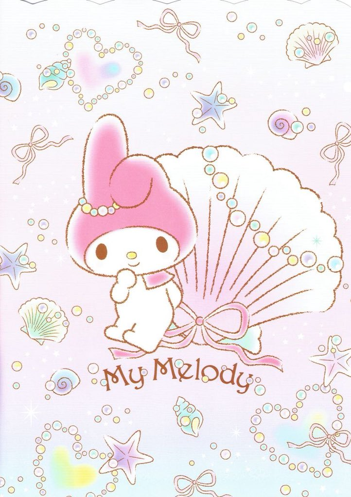 On Twitter My Melody