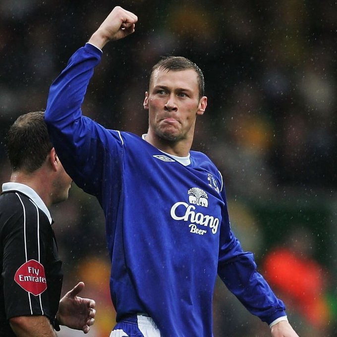 Happy 46th birthday to former Everton player and Everton first team coach Duncan Ferguson!