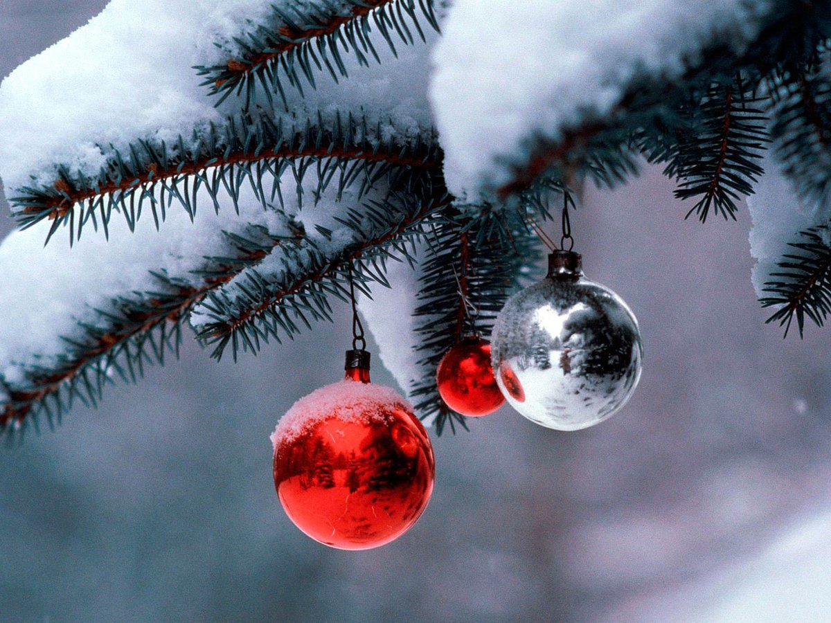 С наступающим новым годом картинки красивые зимние