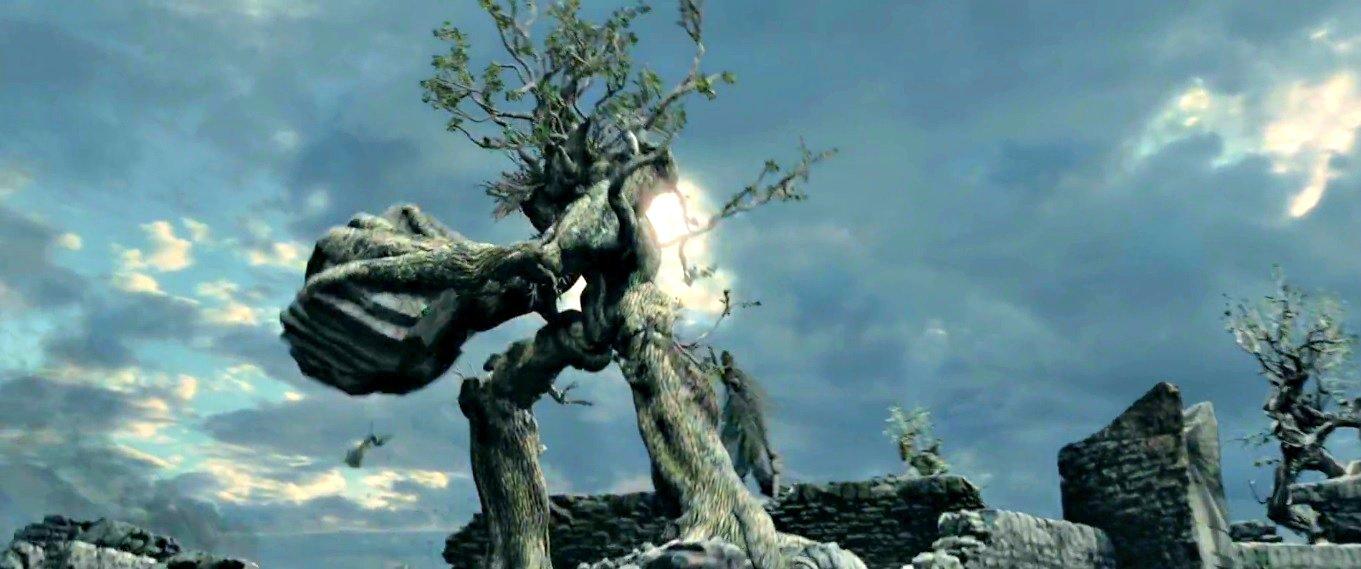 дерево из властелина колец фото что любимым цветом